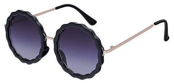 Óculos de Sol Feminino AT 72163 Preto