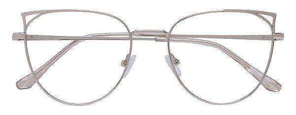 Armação Óculos Receituário AT 1038 Dourado