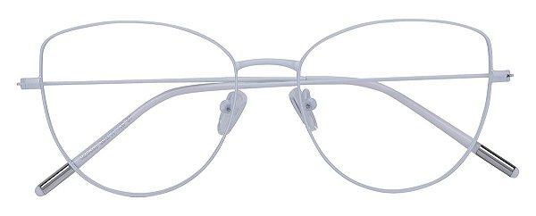 Armação Óculos Receituário AT 20600 Branco