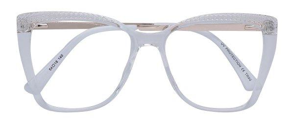 Armação Óculos Receituário AT 6040 Transparente