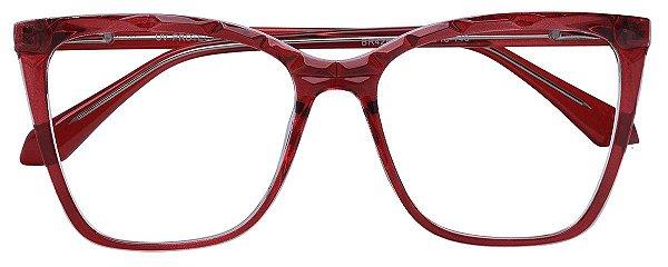 Armação Óculos Receituário AT 4281 Vermelho