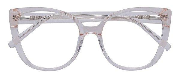Armação Óculos Receituário AT 9178 Champagne
