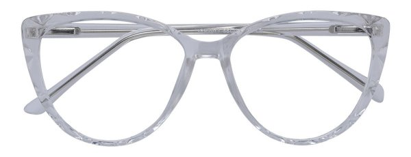 Armação Óculos Receituário AT 1071 Transparente