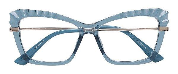 Armação Óculos Receituário AT 5663 Azul
