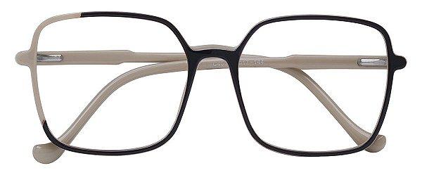 Armação Óculos Receituário AT 206052 Marrom/Nude
