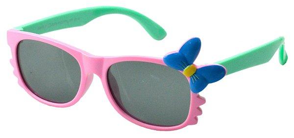Óculos Solar Infantil AT4030SL Rosa Verde - Atacadão da Ótica ... 240e209389