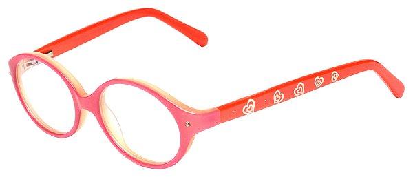 02a9e2462 Óculos Receituário Infantil AT6034 - Atacadão da Ótica ...