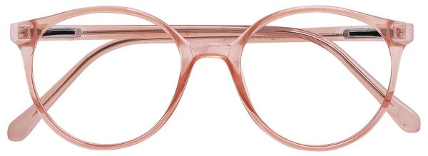 Armação Óculos Receituário AT 3344 Champagne Transparente