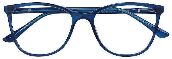 Armação Óculos Receituário AT 3338 Azul
