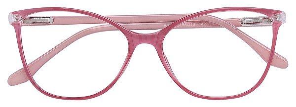 Armação Óculos Receituário AT 3329 Rosa