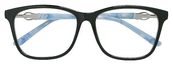 Armação Óculos Receituário AT 6316 Verde/Azul