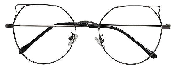 Armação Óculos Receituário AT 6045 Preto
