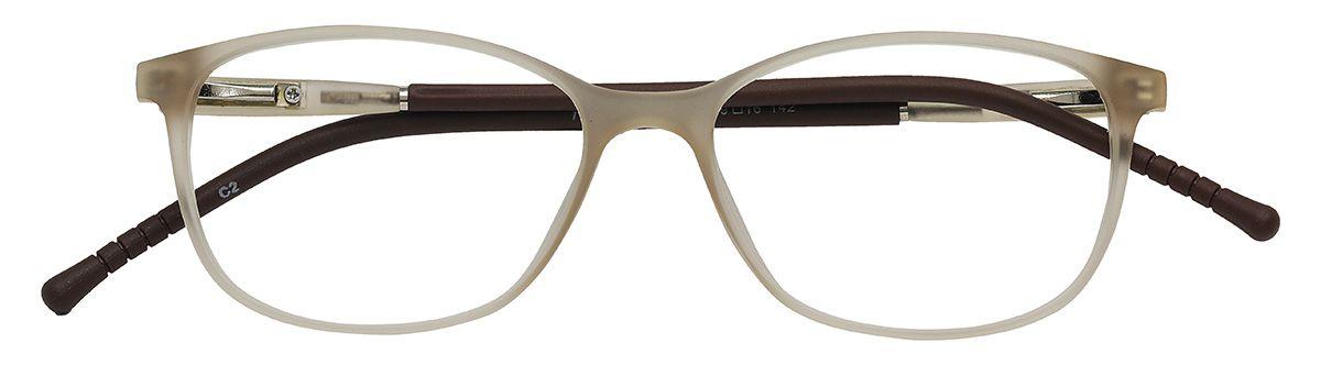 Armação Óculos Receituário AT 9080 Marrom/Degrade