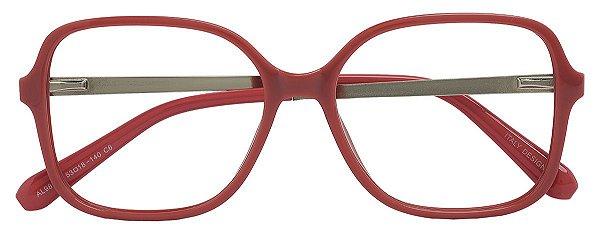 Armação Óculos Receituário AT 98124 Rosa