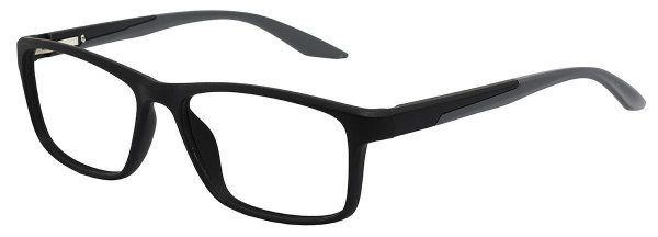 Armação Óculos Receituário AT 1024 Preto/Cinza