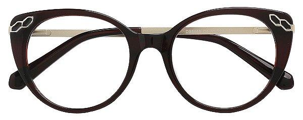 Armação Óculos Receituário AT 6669 AT Marrom