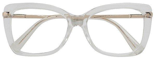 Armação Óculos Receituário AT 5510 Transparente