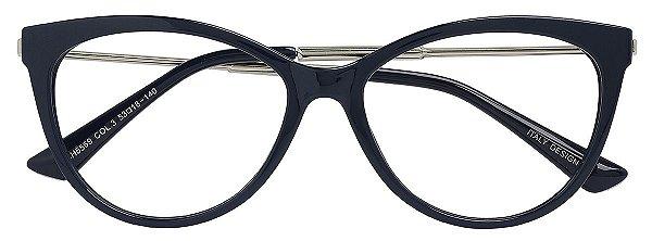 Armação Óculos Receituário AT 5569 Azul