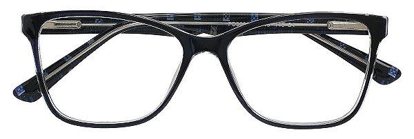Armação Óculos Receituário AT 3001 Azul