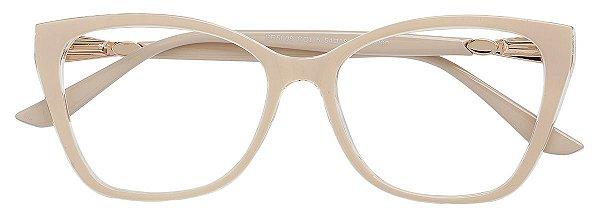 Armação Óculos Receituário AT 5608 Nude