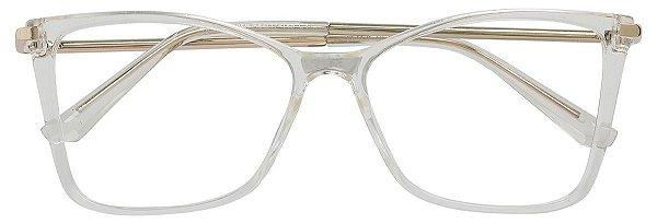 Armação Óculos Receituário AT 0250 Transparente