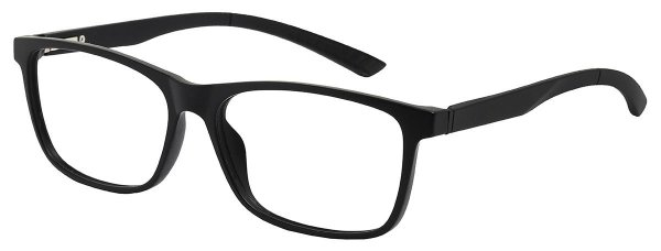 Armação Óculos Receituário AT 1023 Preto
