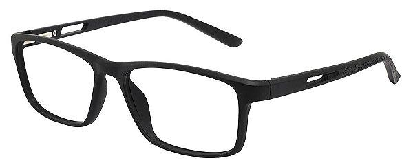 Armação Óculos Receituário AT 1004 Preto