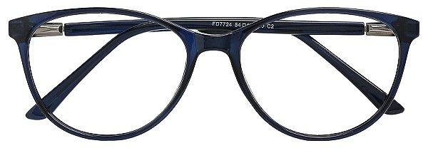 Armação Óculos Receituário AT 7724 Azul