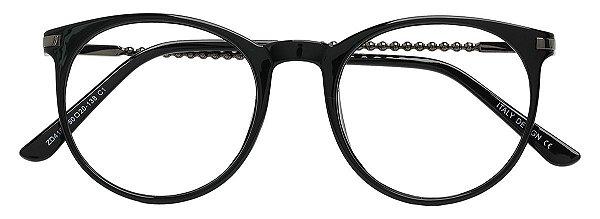 Armação Óculos Receituário AT 4154 Preto