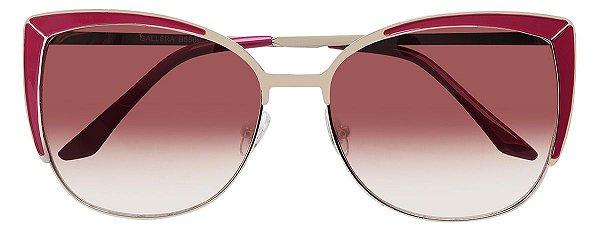 Óculos de Sol Feminino AT 5569 Rosa/Prata