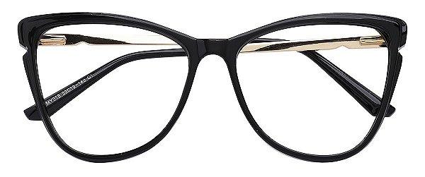 Armação Óculos Receituário AT 018 Preto