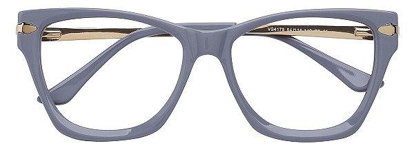 Armação Óculos Receituário AT 4179 Cinza