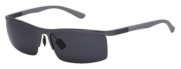 Óculos de Sol Masculino AT 8139 Grafite/Cinza