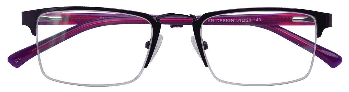 Armação Óculos Receituário AT 6429 Vinho
