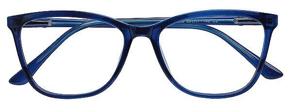 Armação Óculos Receituário AT 3339 Azul