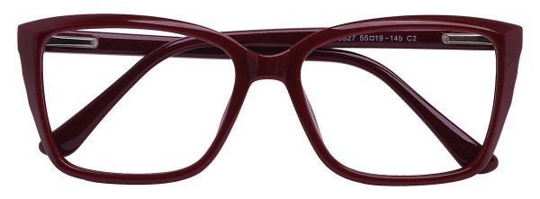 Armação Óculos Receituário AT 3327 Vinho