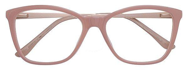 Armação Óculos Receituário AT 6349 Nude