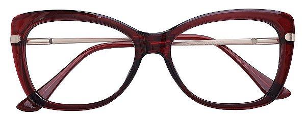 Armação Óculos Receituário AT 6356A Vinho