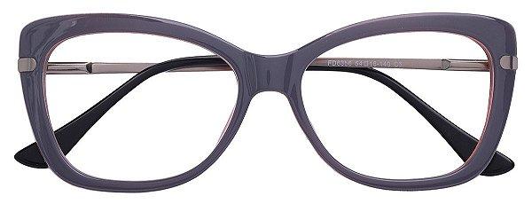 Armação Óculos Receituário AT 6356A Cinza