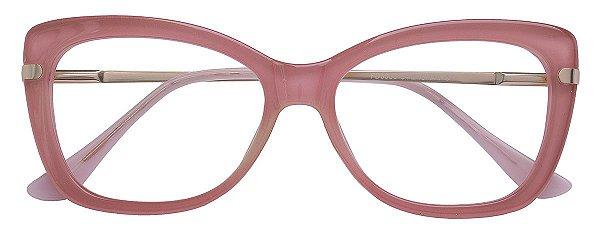 Armação Óculos Receituário AT 6356A Rosa