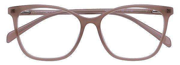 Armação Óculos Receituário AT 33230 Gelo Transparente