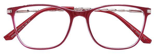 Armação Óculos Receituário AT 4257 Vermelho