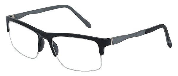 Armação Óculos Receituário AT 2067 Preto