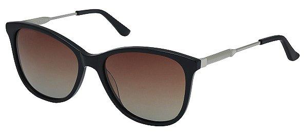 Óculos de Sol Feminino AT 88121 Preto