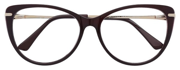Armação Óculos Receituário AT 22059 Vinho