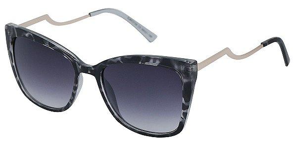 Óculos de Sol Feminino AT 72158 Animal Print Gatinho