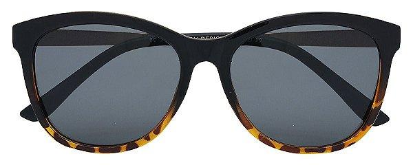 Óculos de Sol Feminino AT 2048 Preto/Tartaruga
