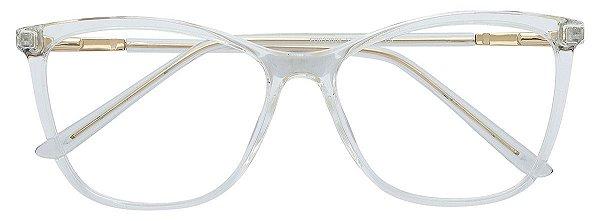 Armação Óculos Receituário AT 633004 Transparente