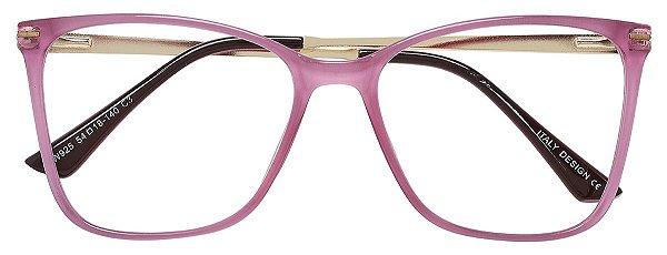 Armação Óculos Receituário AT 925 Rosa