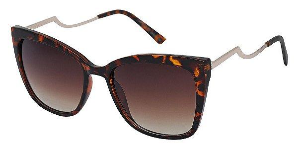 Óculos de Sol Feminino AT 72158 Tartaruga